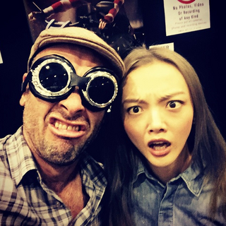 Au Comic Con 2015