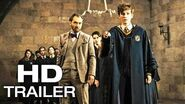 FANTASTIC BEASTS 2 Official Trailer 2 (2018) Crimes Of Grindelwald Movie HD