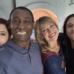 Nouvelle coupe de cheveux pour Supergirl?
