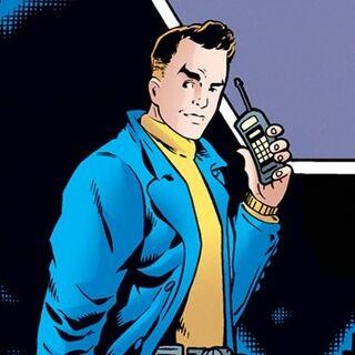 Damien Darhk dans les comics