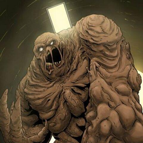 Basil Karlo/Gueule d'argile dans les comics.