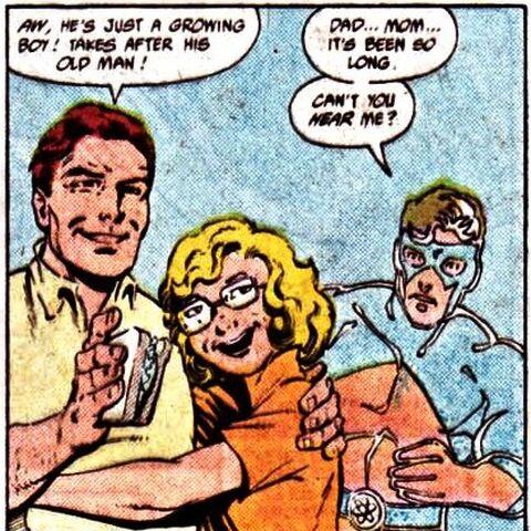 David Palmer dans les comics