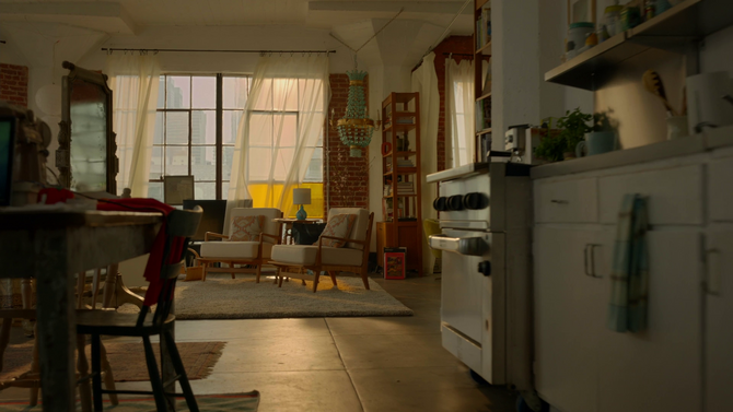 Kara Danvers' apartment