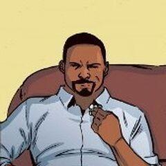 Joe West dans les comics de la série