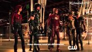 The Flash & Arrow (2x08 & 4x08) Extended Crossover Promo - Legends Of Today HD VOSTFR-1