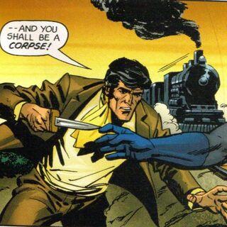 Doctor Darrk dans les comics