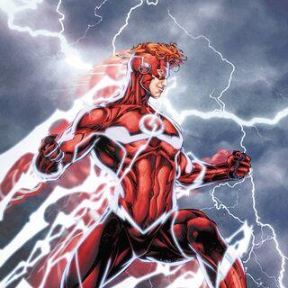Autre version de Wally West dans les comics