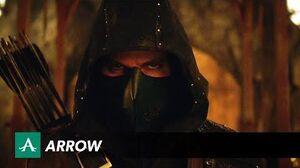 Arrow Comic-Con Sizzle The CW