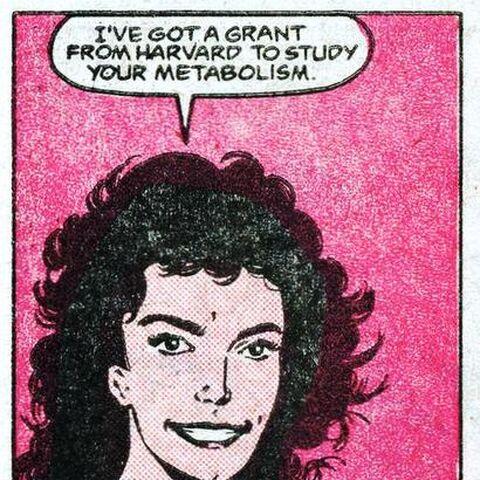 Tina McGee dans les comics