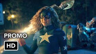"STARGIRL 1x02 ""S.T.R.I.P.E"" Promo HD Brec Bassinger, Amy Smart, Luke Wilson, Joel McHale"