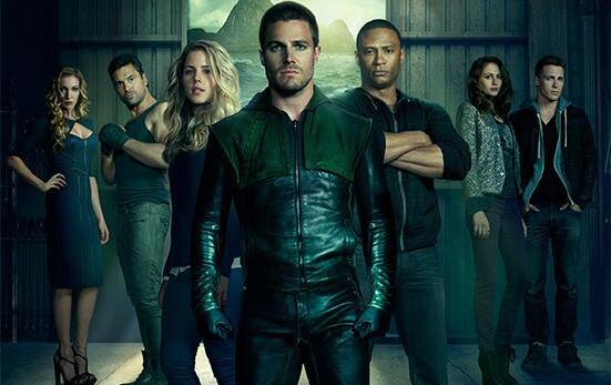 Arrow saison 2 bannière