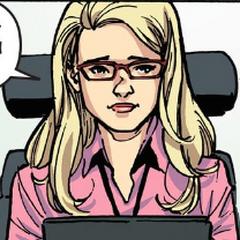 Dans le comics de la série