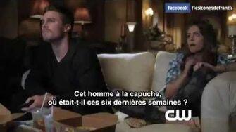 Arrow 1x10 Promo VOSTFR