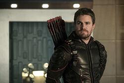8.Crisis on Earth-X The Flash SS Arrow
