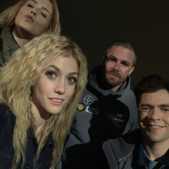 La famille Smoak-Clayton-Queen