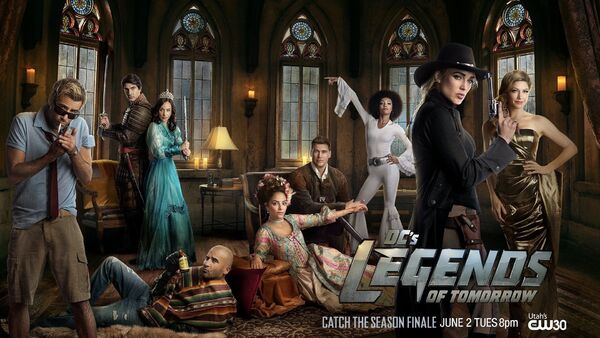 Legends of Tomorrow S05