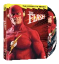 Dvd the flash 1990