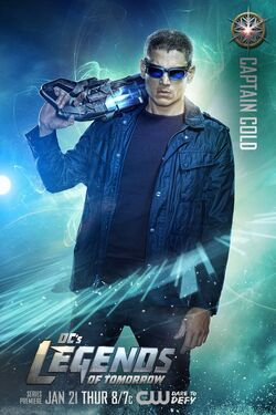 LOT Captain Cold