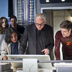 Dans The Flash (Saison 1)