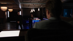 Diaz and Laurel have a meeting with Cartier