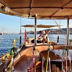 Vacances d'été 2015 en Grèce avec Emily