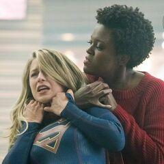 Purity et Supergirl