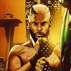 Ricardo Diaz Jr. dans les comics