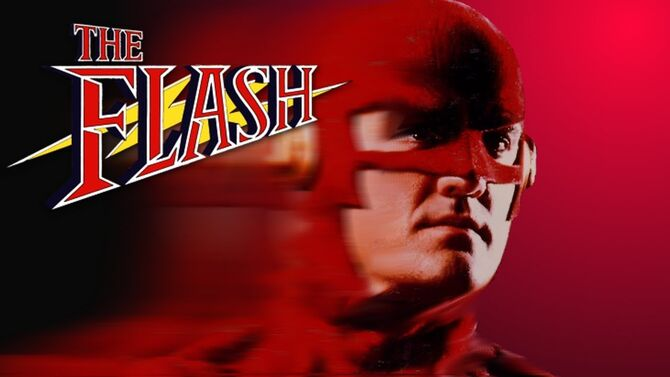 The Flash cbs 1990-91