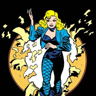 La Black Canary Original Dinah Drake.