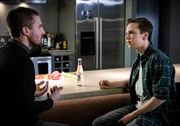 1.Arrow Star City Slayer Oliver et William
