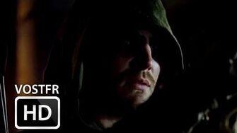 "Arrow 2x04 ""Crucible"" Promo VOSTFR (HD)"