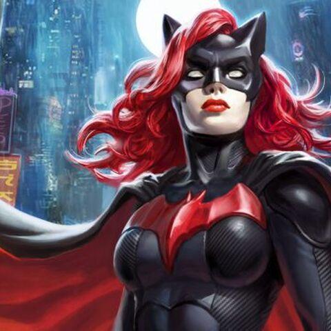 Batwoman dans les comics.