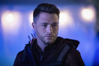 5.Arrow Star City 2040 Roy Harper