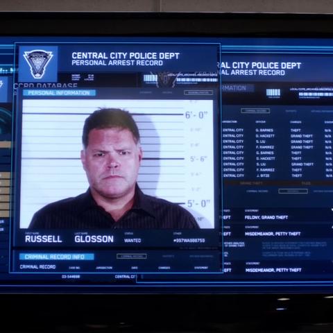 Infos de la police de Central City