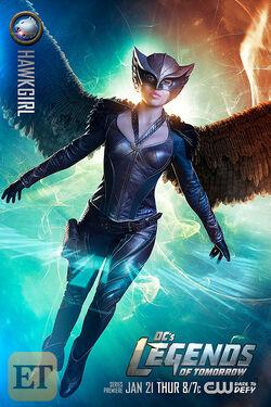 LOT Hawkgirl