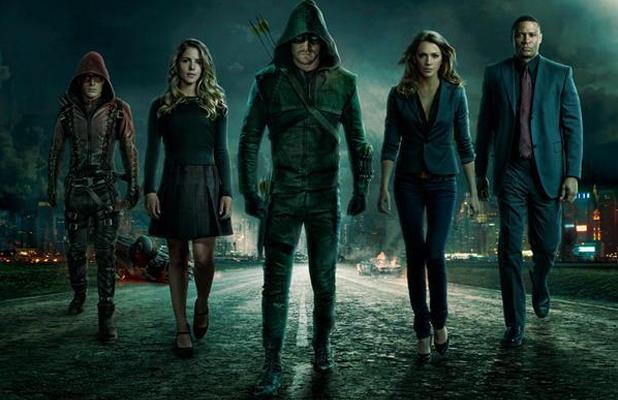 Arrow poster S3