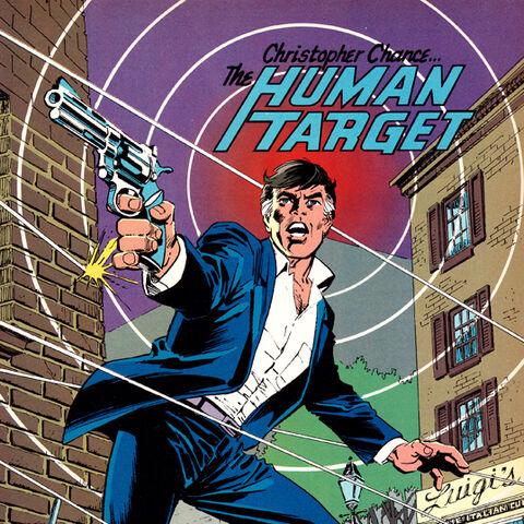 Dans les comics Christopher Chance