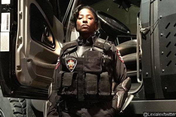Rutina-wesley-s-lady-cop-looks-fierce-in-arrow-photo