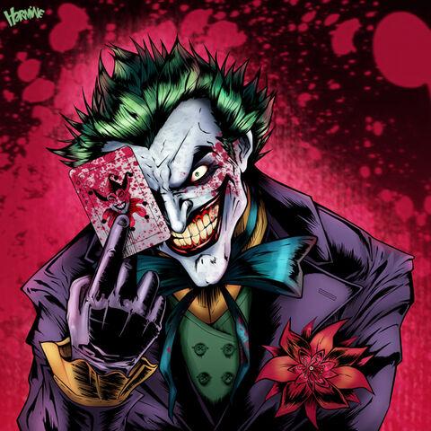 Joker dans les comics