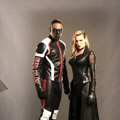 Mr. Terrific & Black Siren