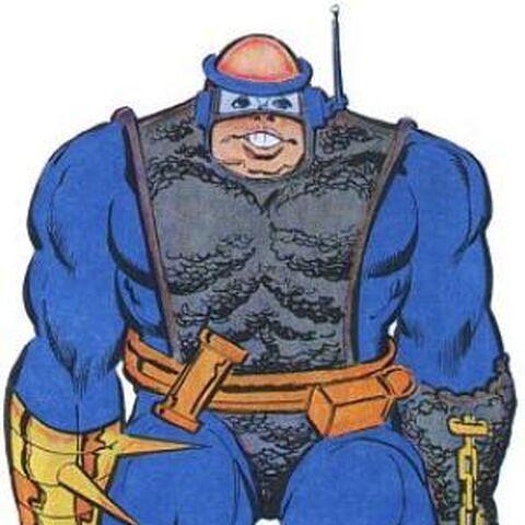 Big Sir dans les comics