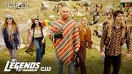 DC's Legends of Tomorrow DC's Legends of Tomorrow Comic-Con® 2018 Trailer The CW