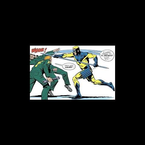 Javelin dans les comics