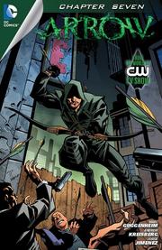 Arrow Comics Cover chapitre seven