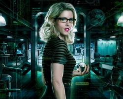 Arrow temporada 4 promo - Overwatch
