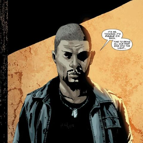 <i>Son adaptation dans les comics DC'</i>