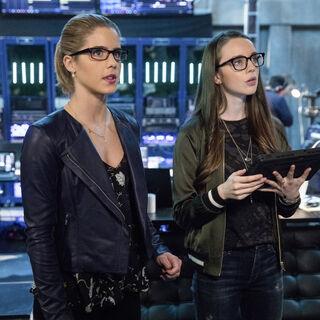 Felicity et Alena