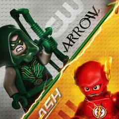 Promo pour la sortie de Lego Batman
