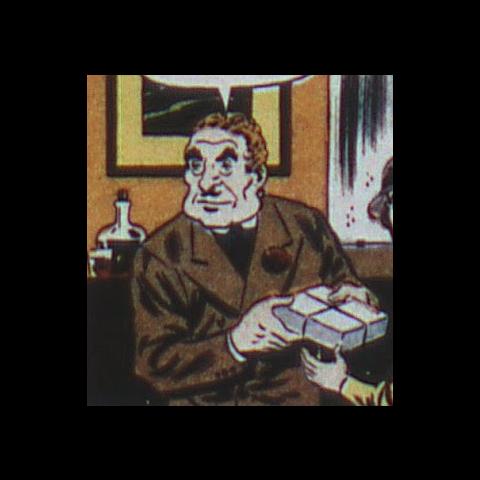 Hunk Norvock dans les comics