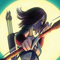 Emiko Queen / Red Arrow dans les comics